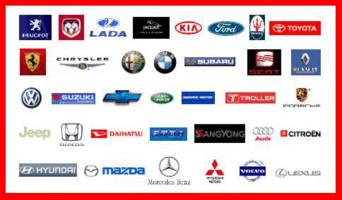 Logo de los carros - Imagui
